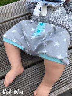 Freebook BumBum Ballonshorts/Shorts/kurze Hose für Kinder 62 - 140 nähen