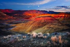 I love this place--Painted Hills, Oregon