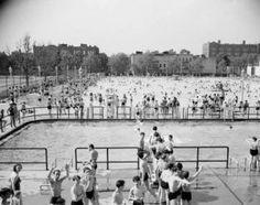 sunset park pool, Brooklyn ny