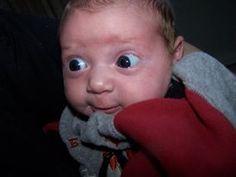 ugly babies with big eyes - photo #4