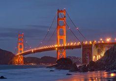 Golden Gate Bridge 75th Anniversary - May 2012