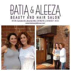 It doesn't need to be Mother's Day to be treated like a Queen! Wishing all moms & expecting moms a #beautiful day!!! (310)657-4512 #batiaandaleezahairsalon #hair #haircut #haircoloring #beauty