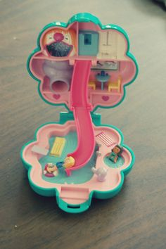 Polly Pocket 1990_ I have exactly this one!!!