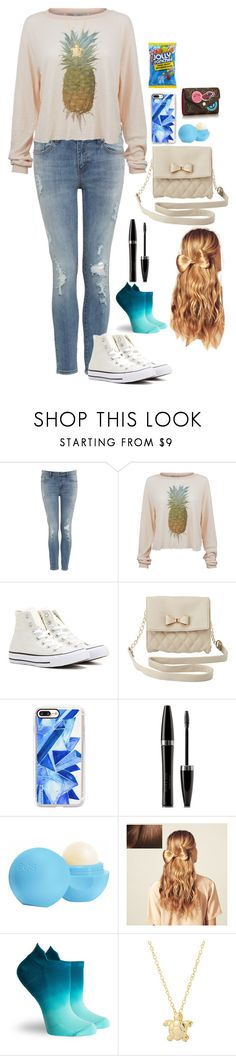 """12/23/16"" by cherrysama101 ❤ liked on Polyvore featuring Wildfox, Converse, Charlotte Russe, Casetify, Mary Kay, Eos, Hershesons, Pointe Studio, Dainty Edge and Louis Vuitton"