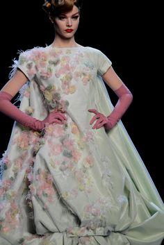 John Galliano for Christian Dior haute couture ss 2011