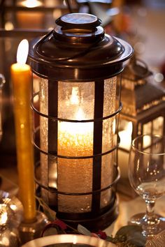 Harvest Dinner Inspiration Shoot - The Sweetest Occasion Lanterns Decor, Candle Lanterns, Candles, Our Wedding, Dream Wedding, Wedding Stuff, Come Dine With Me, Christmas Lanterns, Wedding Decorations