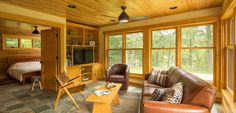 Trout Fishing Cabin by Dale Mulfinger | Photo © Troy Thies