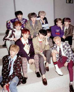 Korean Boy Bands, South Korean Boy Band, K Pop, Let's Stay Together, Lai Guanlin, Produce 101 Season 2, Lee Daehwi, My Destiny, Kim Jaehwan
