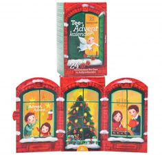 The Tea Advent Calendar is back! The Tea Advent Calendar is numbered from 1 to 24 - a tea surprise for every day of Advent! 24 different, delicious infusion bags filled with organic tea. Tea Advent Calendar, Bio Tee, Christmas Tea, Alternative, Colors, Shop, Advent Calendar, Green, Boutique Online Shopping
