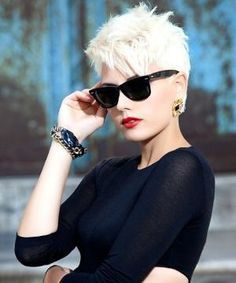 Pixie Hair Cuts for Women Over 50 | Great| Great pixie haircut for women over 50 with short thick hair! by may