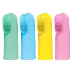 Infant Toothbrush & Gum Massager - Specialty Toothbrushes ...