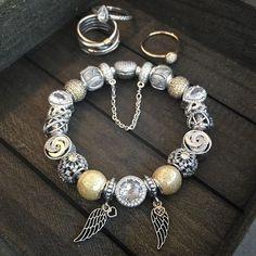 Pandora bracelet #pandorajewelry #pandorajewelry