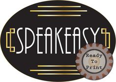 Hey, I found this really awesome Etsy listing at https://www.etsy.com/listing/237915085/speakeasy-sign-roaring-20s-prohibition