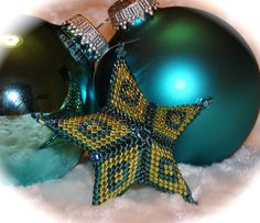 Hey, I found this really awesome Etsy listing at https://www.etsy.com/listing/84443283/3-d-peyote-star-ornament-tutorial-jdc037