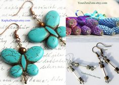 Lavender Wands, Jewelry Shop, Jewelry Making, Harry Potter Actors, 3 Shop, Daniel Radcliffe, Turquoise Bracelet, Third, Glass Beads