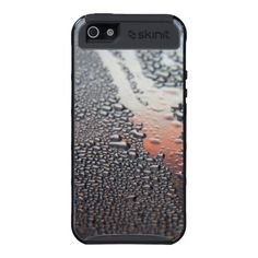 Condensed water drops case for iPhone 5