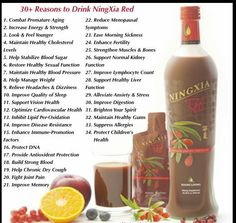 NingXia Red® is a po