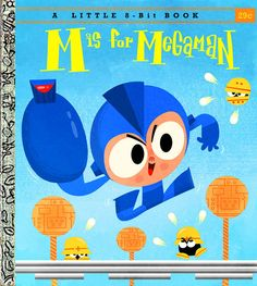 M is for Megaman