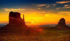 Monument Valley Tribal Park San Juan County, Utah (USA)