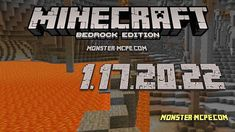 Download Minecraft PE 1.17.20.22 for Android | Beta The New Minecraft, Minecraft Pe, Minecraft Gameplay, Stone Blocks, Android
