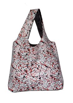 Fun Print Shoulder Tote Bag Faux Leather Lined and Inner Slip Pocket -- You can get additional details at the image link. (This is an Amazon Affiliate link and I receive a commission for the sales)