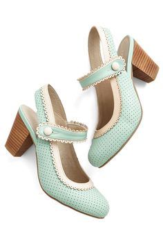 Be Bright There! Heel, @ModCloth