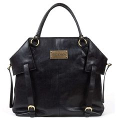 Click Image Above To Purchase: Timi & Leslie Charlie Tote - Black