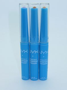 ($6) In Green to Correct Redness. NYX Waterproof Concealer Stick Review
