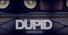 DUPID, BUY FUTURISTIC BEATS, INSTRUMENTALS, MUSIC