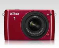 The new high-speed autofocus Nikon 1 S1 is Nikon's latest series of high-quality and portable everyday mirrorless camera. Nikon S1 features a...