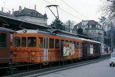 スイスの鉄道⑫ Bahn, Switzerland