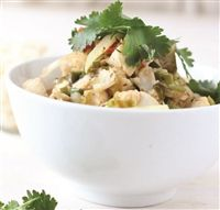 Weigh-Less Online - Thai Fish Curry