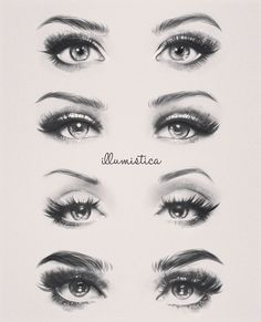 Eye Sketch, Hair Sketch, Cool Drawings, Drawing Sketches, Drawing Eyes, Pencil Art, Pencil Drawings, Bold Brows, Model Art