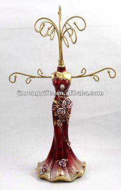 Necklace Organizer | Necklace Jewelry Holder - Buy Mannequin Necklace Jewelry Holder ...