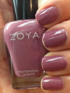 The Queen of the Nail: Zoya Natural Collection for Spring 2014