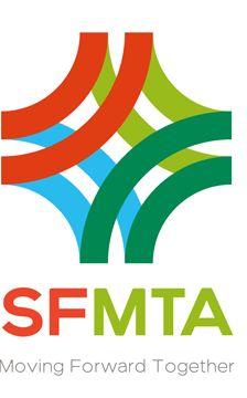 San Francisco MTA rebrand, by Method.