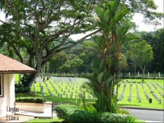 Corozal American Cemetary....hi Elizabeth! We miss you
