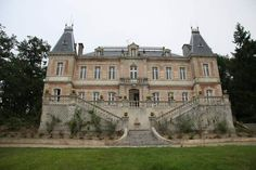 1860 French chateau near Toulouse