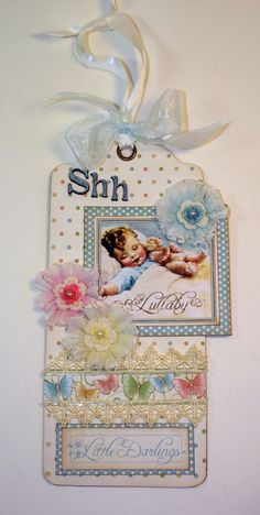 Precious Projects Featuring Little Darlings!  Graphic45