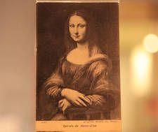 """""""Retrato de Mona-Lisa"""", Lacoste Editor, (1900 - 1911), vídeo comentado por Juan A. García de Cubas"""