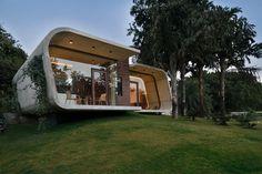 Galeria de Casa Piscina / 42mm Architecture - 1