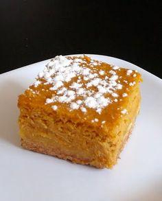 pumpkin gooey butter cake. GIVE ME