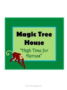 Magic tree houses, Word work and The magic on Pinterest
