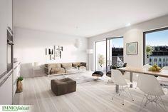 Erfüllen Sie sich Ihren Wohntraum mit einer #Wohnung im Projekt Nr. 1315 - Sobieskigasse 35 im 9. Wiener Gemeindebezirk. Oversized Mirror, Conference Room, Divider, Table, Furniture, Home Decor, Underground Garage, Real Estate Agents, Condominium