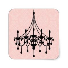 500 Elegant Chandelier Stickers and Elegant Chandelier Sticker ...