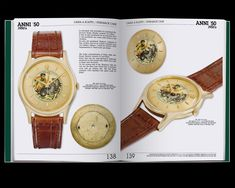 Rolex Encyclopedia is the most complete and updated guide on vintage and modern Rolex watches and it includes every Rolex produced from 1905 until today.  Rolex Encyclopedia è la guida più completa che sia mai stata realizzata sui Rolex vintage e moderni; comprende tutti gli orologi prodotti dal 1905 a oggi.