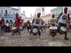 Olodum - Samba Batucada