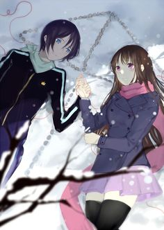 UGH WHY CANT NORAGAMI SEASON 3 COME OUT ALREADY
