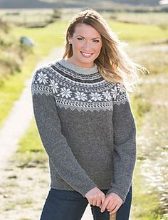 Katalog 1416 - Viking of Norway Knit Cardigan Pattern, Sweater Knitting Patterns, Knitting Ideas, Fair Isle Knitting, Hand Knitting, Norwegian Knitting, Alpacas, Cute Sweaters, Knitted Hats
