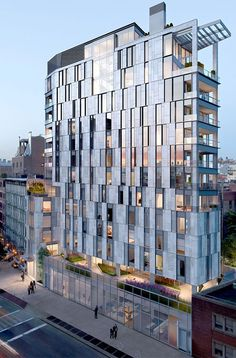 One Vandam | 180 Sixth Avenue | BKSK Architects